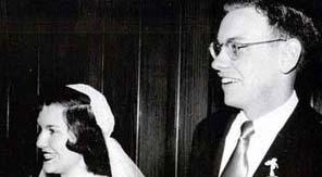 وارن بافت و همسرش