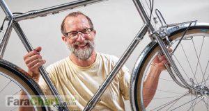 حکایت مرد دوچرخه سوار و درسی برای معامله گر