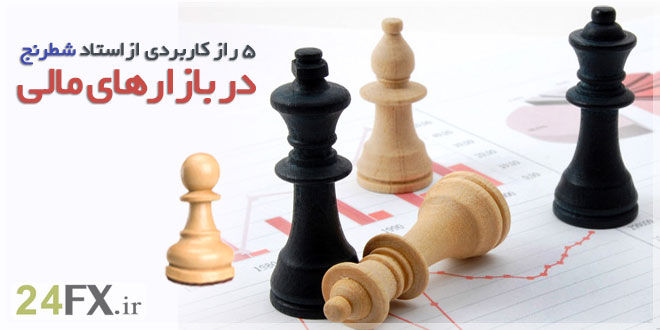 5 راز کاربردی از استاد شطرنج در بازارهای مالی