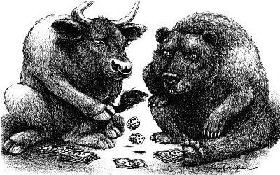 قمار در بورس