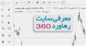 معرفی سایت رهاورد 360 برای تحلیل آنلاین
