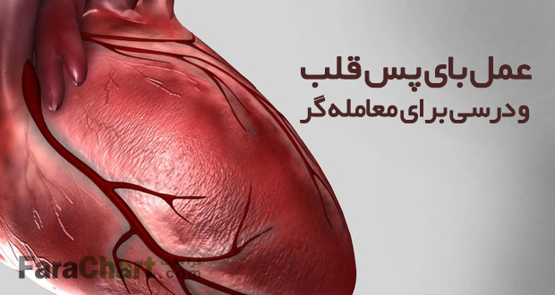 عمل قلب و درسی برای معامله گر