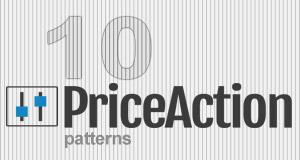 10 الگوی پرایس اکشن که شما باید بدانید