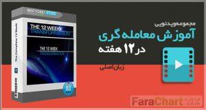 مجموعه ویدئویی آموزش معامله گری در 12 هفته