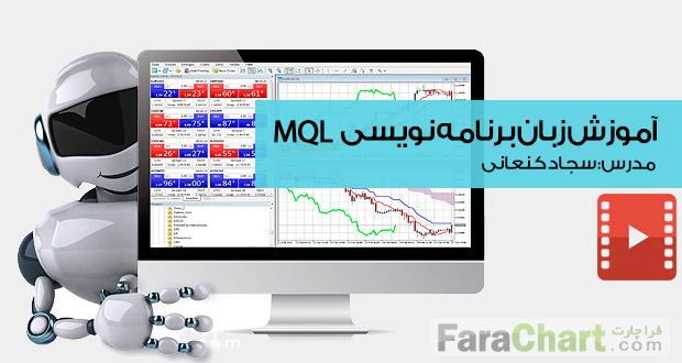 آموزش زبان برنامه نویسی MQL