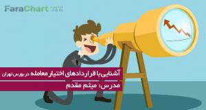 انجام معاملات آپشن در بورس تهران با میثم مقدم