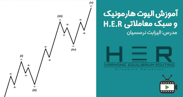 آموزش الیوت هارمونیک و سبک H.E.R از الیزابت نرسسیان
