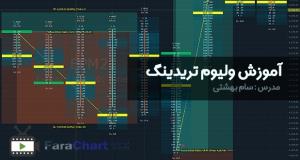 آموزش ویدئویی ولیوم تریدینگ توسط سام بهشتی