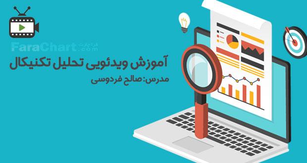 فیلم آموزشی تحلیل تکنیکال توسط صالح فردوسی